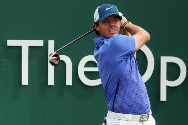 British Open 2013 Tee Times: A Look Ahead to Day 1 Start Times and Coverage Info