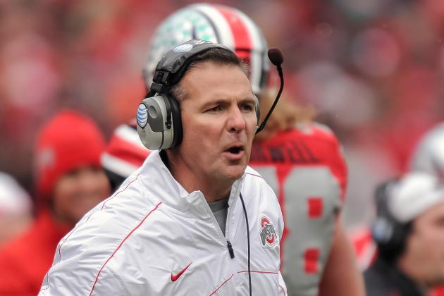 Report: Urban Meyer Punished Whole OSU Football Team After Marcus Baugh