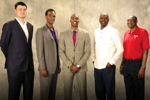 Players' real height - Bird vs Nique, Hakeem and more ...