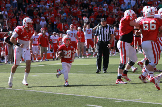 Jack Hoffman's Touchdown Run Worthy Candidate for Best Moment ESPY