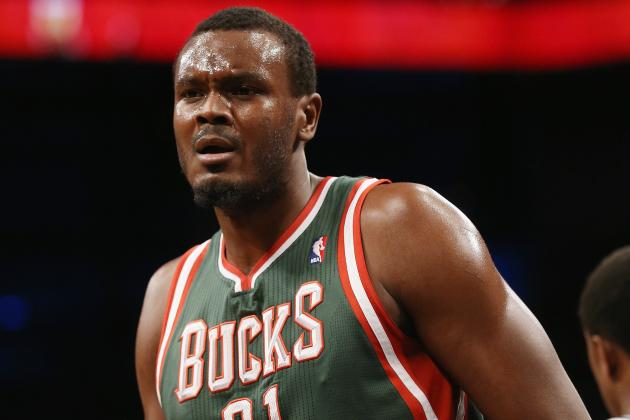 Report: Dalembert Nearing Deal with Mavericks