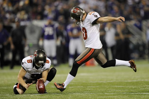 Connor Barth Injury a Damaging Blow to Tampa Bay Buccaneers Playoff Odds