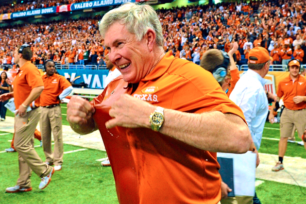 Mack Brown Has Dominated Texas Recruiting, but Will It Continue?