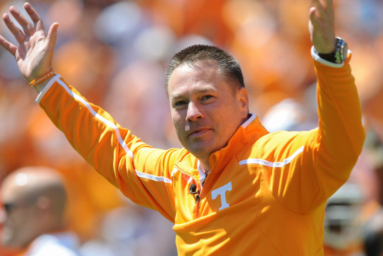 Tennessee Volunteers: Dillon Bates Commitment Is Latest Win for Butch Jones