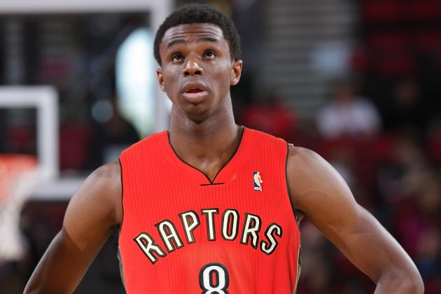 Hoops Prodigy Andrew Wiggins Says He Wants to Play for the Toronto Raptors