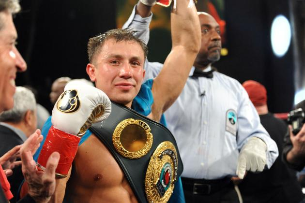 Is Gennady Golovkin Ready to Take on Andre Ward?