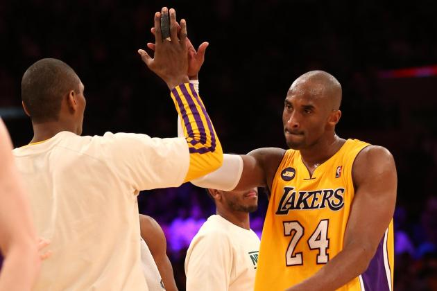How LA Lakers Can Guarantee Kobe Bryant 1 Last Title Shot Before Retiring