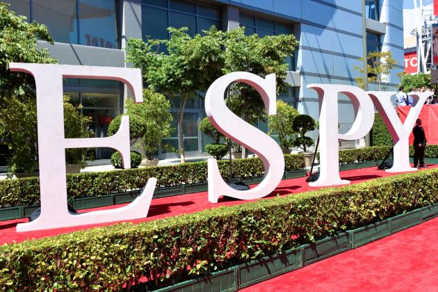 ESPY Awards 2013: Most Intriguing Categories at This Year's Event