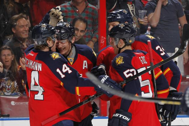 Florida Panthers' 2013-14 NHL Schedule Leaked: Sneak Peek Your Team's Games