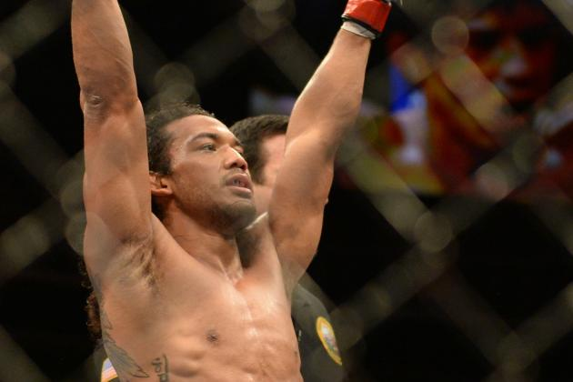 Benson Henderson, Anthony Pettis and the Art of Letting Go