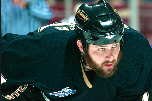 Dustin Penner to Ducks: Will Return to Anaheim Lead to Left Wing's Revival?