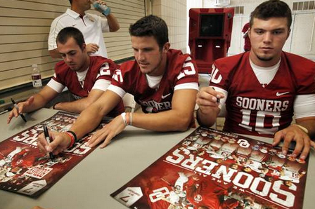 Annual 'Meet the Sooners Day' Scheduled for Saturday, Aug. 3