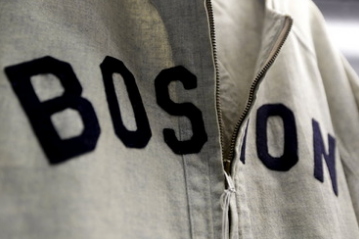 Boston Red Sox Jersey Worn by Ted Williams in 1946 Sells for $184,000