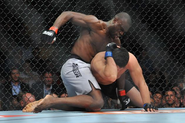 Uriah Hall Gets New Opponent at UFC on Fox Sports 1, Josh Samman off Card