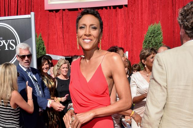 Arthur Ashe Courage Award 2013: Robin Roberts Earns Prestigious ESPYs Honor