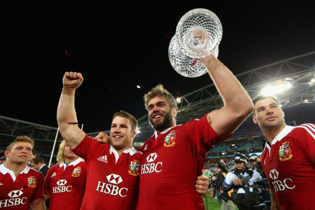 British and Irish Lions: Will the Lions Win Really Matter?