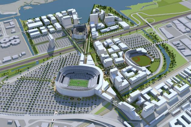 Why the Raiders' Stadium Deal May Hinge on the Team's on-Field Success