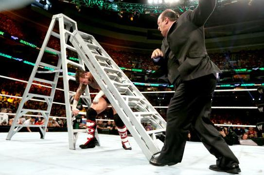 Paul Heyman's Physicality Will Play Key Role in CM Punk's Feud with Brock Lesnar