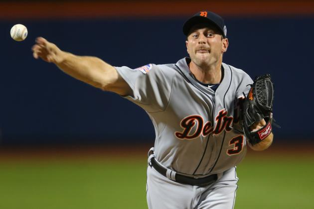 Detroit Tigers Should Trade All-Star Starter Max Scherzer