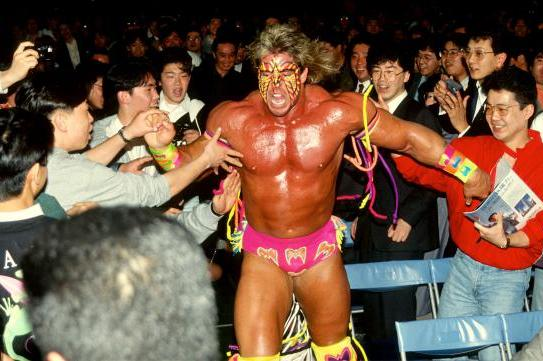 Ultimate Warrior Says He Would Welcome a Match vs. Vince McMahon