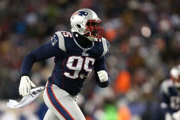 2013 Will Be Chandler Jones' Year for the New England Patriots