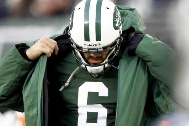 How New York Jets' Mark Sanchez Lost His Swag