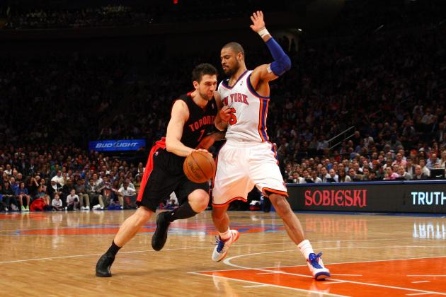 A Raptors Fan Fills in New York Knicks on What to Expect from Andrea Bargnani