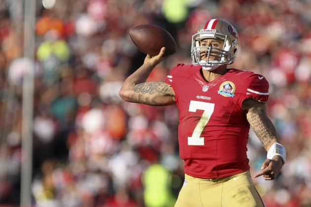 What Haven't We Seen from 49ers QB Colin Kaepernick?
