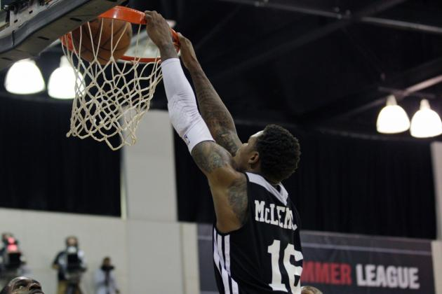 Key Storylines from Sacramento Kings' Summer League Team
