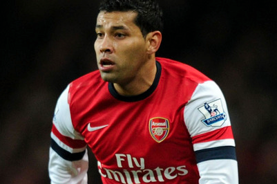 Flamengo Hopeful of Signing Arsenal Defender Andre Santos