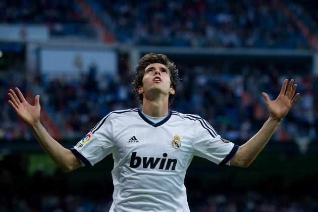 Kaka's Future: Why Staying at Real Madrid Would End World Cup Dreams
