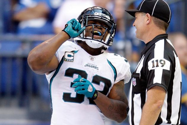 Maurice Jones-Drew Details Fantasy Football Insanity