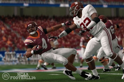 NCAA Will Not Renew Licensing Contract with EA Sports