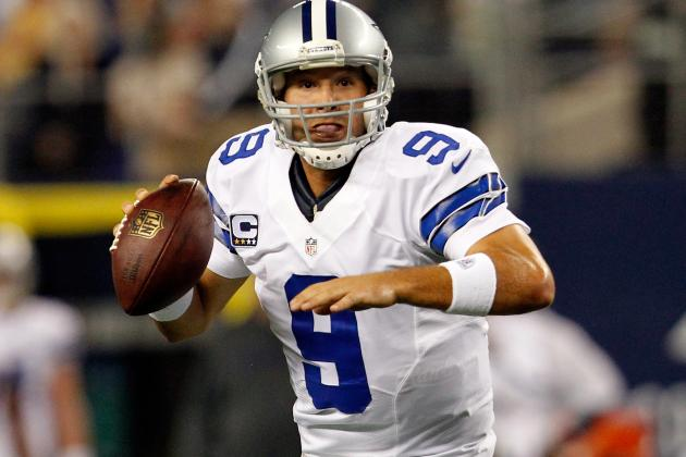 PETER JACKEL: Romo Cautious Heading into 2013