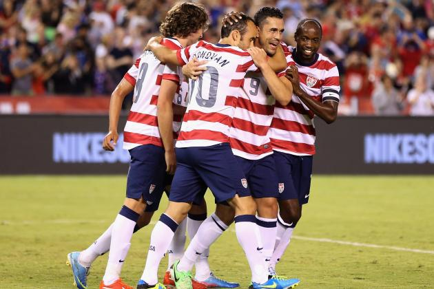 Gold Cup 2013 Schedule: TV and Live Stream Info for Quarterfinals