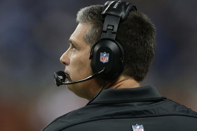 Detroit Lions' Jim Schwartz Ranks 21st Among NFL Coaches