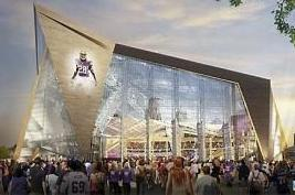 Charley Walters: Vikings Could Use Huge Stadium Doors to Advantage