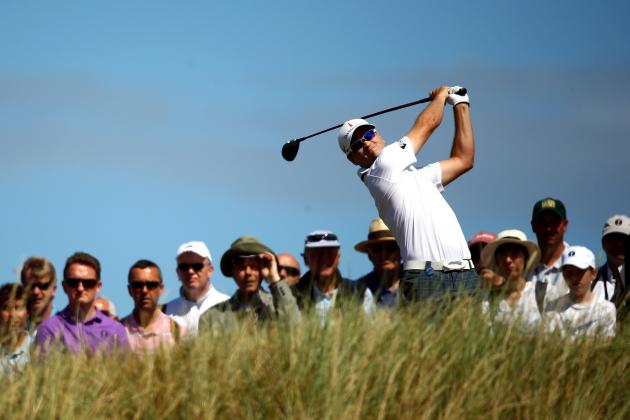 The Open Championship Scores 2013: Early Analysis and Results from Day 1