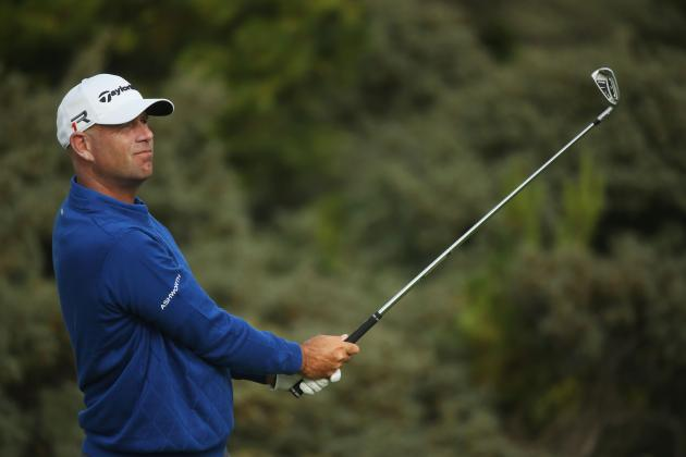 British Open Leaderboard 2013: Latest Scores from Muirfield
