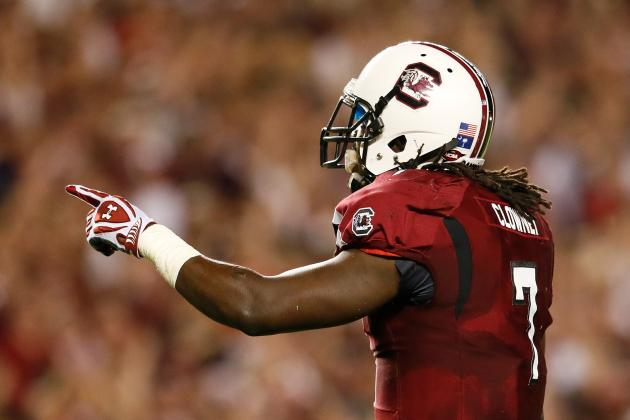 Jadeveon Clowney Is the LeBron James of SEC Football