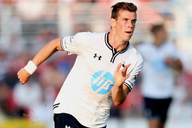 Utd. Set to Bid £60M for Spurs Bale