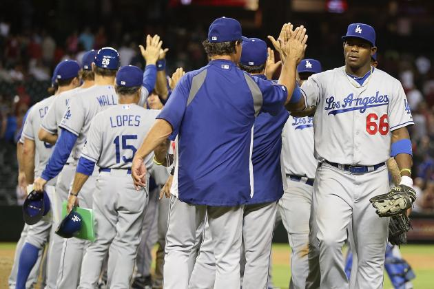 Why the Dodgers Will Win the West