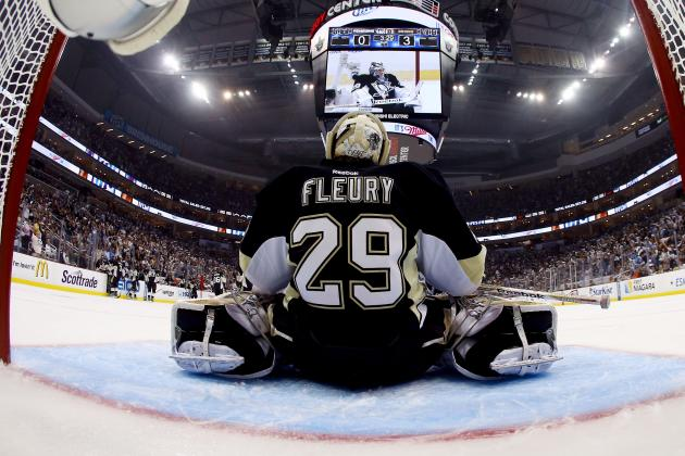 Will Marc-Andre Fleury Be Playoff Ready?