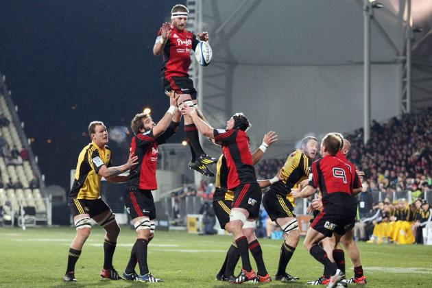 Super 15 Rugby 2013 Qualifiers: Tournament Giants Facing Early Exit