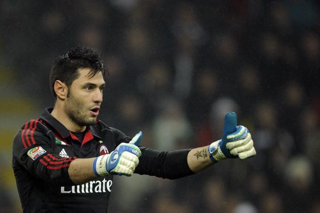 Torino Eye Move for AC Milan Goalkeeper