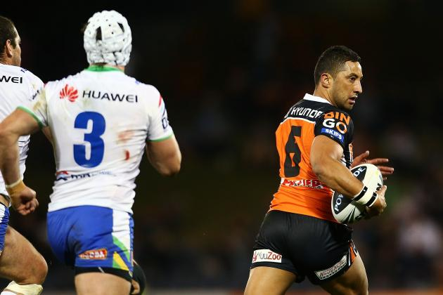 New Zealand Rugby League Star Benji Marshall in Talks with Two Super XV Sides
