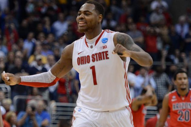 Deshaun Thomas Scoring, Fighting for Spurs' Spot