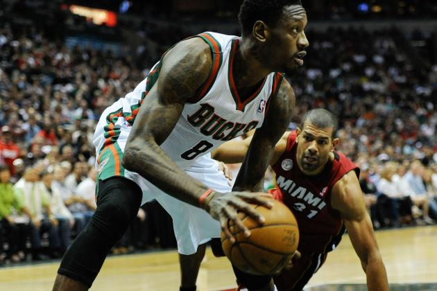 What a Difference a Year Makes for Larry Sanders in Las Vegas