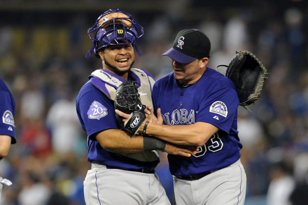 Rockies Aim to Piece Together Healthy Second Half