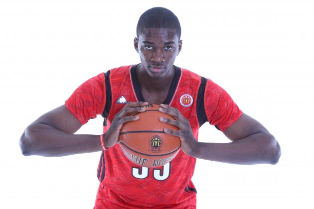 Noah Vonleh Adds Weight, Impresses with Skills and Work Ethic